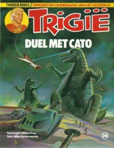 Trigie sc 24 Duel met Cato-0