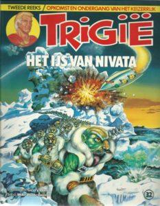 Trigie 32 Het ijs van Nivata-0