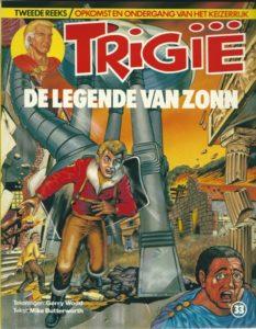 Trigie 33 De legende van Zonn-0