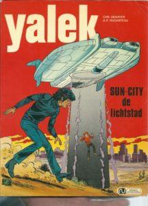 Yalek sc 6-0