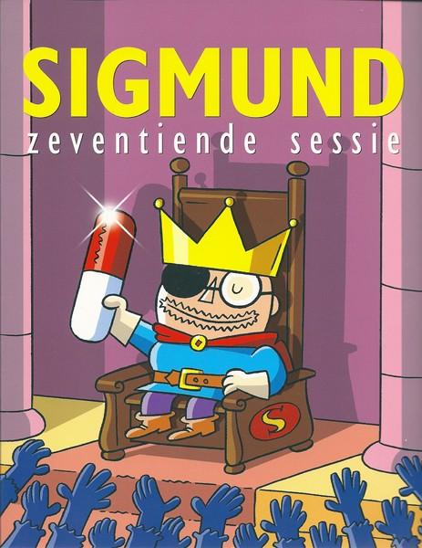 Sigmund zeventiende sessie sc-0
