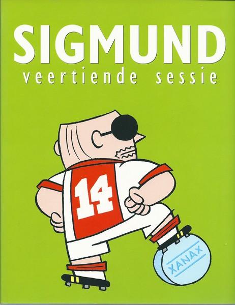 Sigmund veertiende sessie sc-0